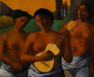 Mujeres, 1947 Cordelia Urueta