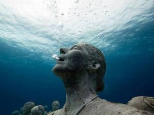 voz bajo el agua mutancia humana