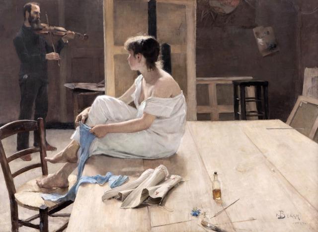 Sesión Privada-Richard Bergh (1884)