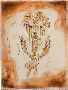Angelus Novus Klee