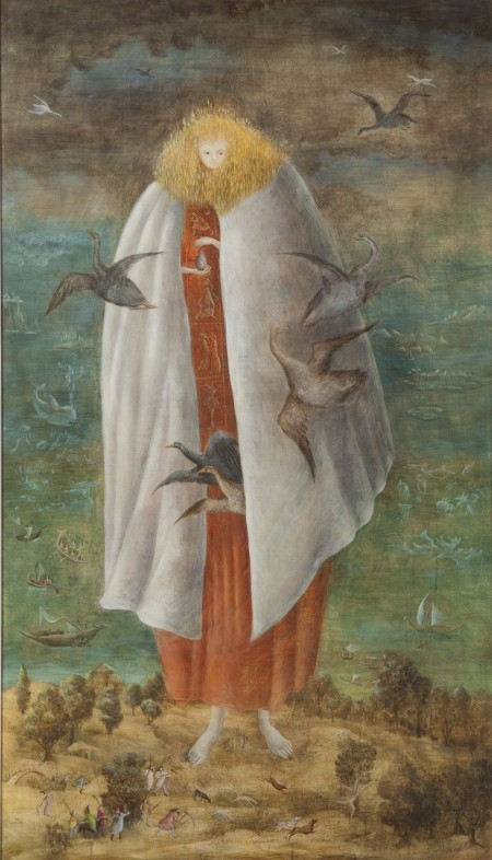 The Giantess 1950 Leonora Carrington