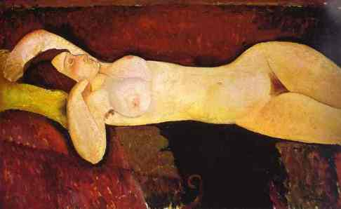 le grand nu Modigliani